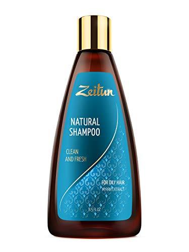 Zeitun Natural Shampoo Oily Hair