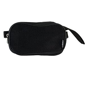 Soft Sided Travel Case with Air Flow Pocket for Your Cooling Wallets Holds Your Poucho's and Frios Individuals and Duo Pens
