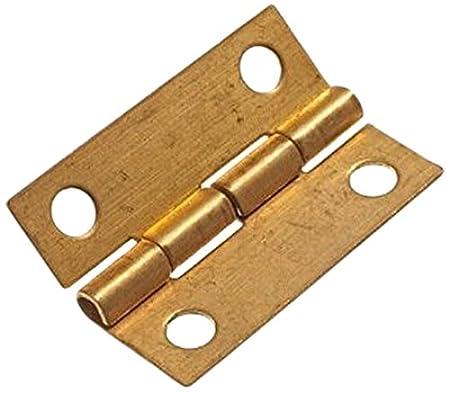 bulk hardware bh02584 solid brass mini jewellery gift box hinge