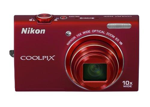 ニコン クールピクス S6200 ブリリアントレッドの商品画像
