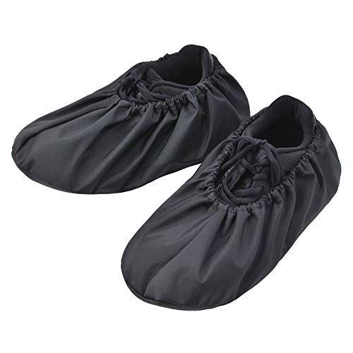 Premium Reusable Shoes and Boot Covers for Over Large Boots Contractors, Durable Non-Slip Water-Resistant (XX-Large) ()
