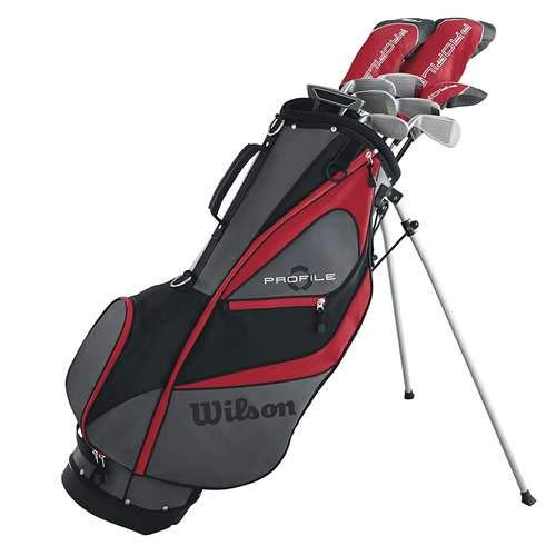 Wilson Men's Profile XD Golf Complete Set Men's Left Hand