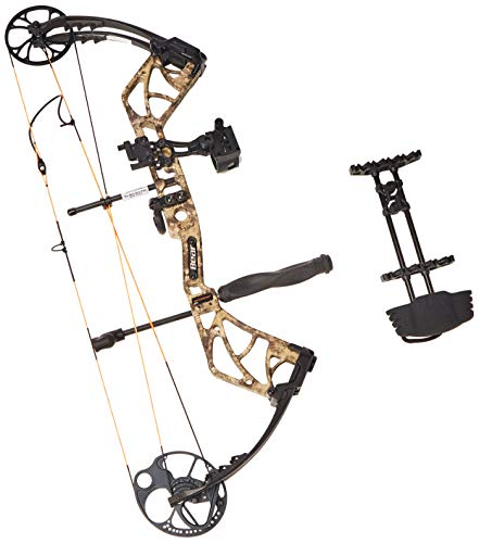 Bear Archery New 2018 Species RTH Compound Bow 70# Right Hand Kryptek Highlander