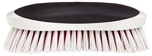 OXO Good Grips Heavy Duty Scrub Brush, White