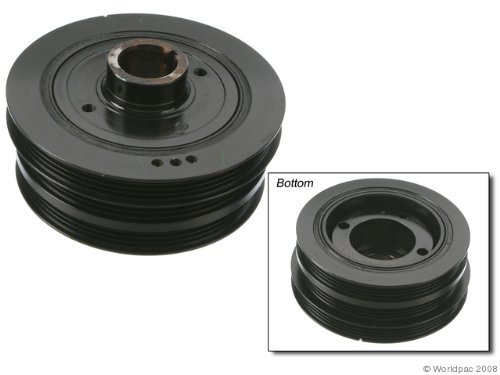 Oes Genuine Crankshaft - OES Genuine Crankshaft Pulley for select Toyota models