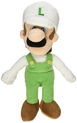 Sanei Officially Licensed Super Mario Plush 9