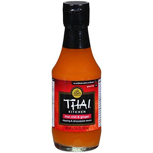 (Thai Kitchen Gluten Free Thai Chili & Ginger Dipping Sauce, 6.73 fl oz (Pack of 6))