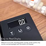 GreaterGoods Digital Pocket Scale, Lab Analytical