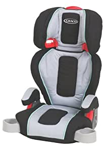 Graco High Back TurboBooster Car Seat, Wander (Discontinued by Manufacturer)