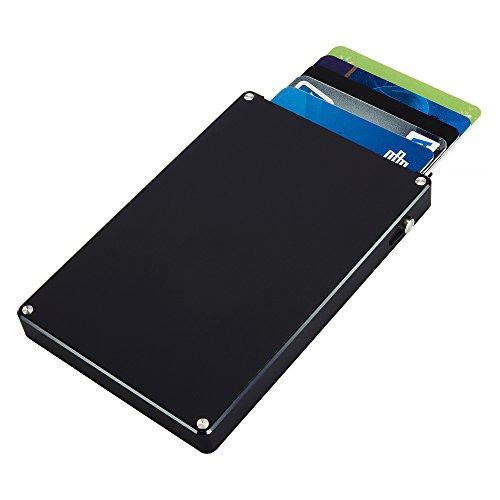Cascade Wallet (ALL-BLACK)