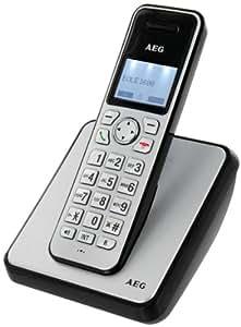 AEG EOLE 1600, handset, 100 entradas, graphic, Azul, 300m, 50m [importado de Alemania]