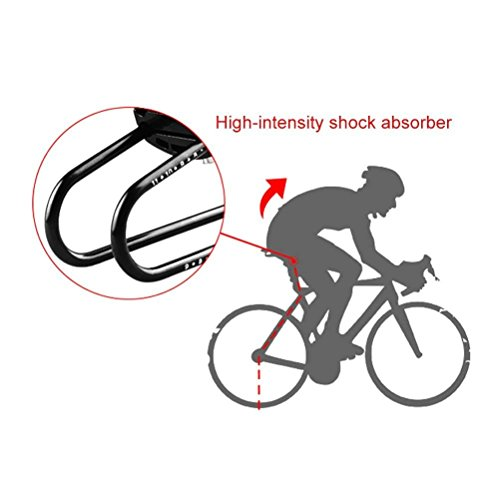 I-BOSOM Bicycle seat Shock Absorber Saddle Shock Absorber Cushion Suspension Device Bicycle Cushion Suspension Device by I-BOSOM (Image #3)