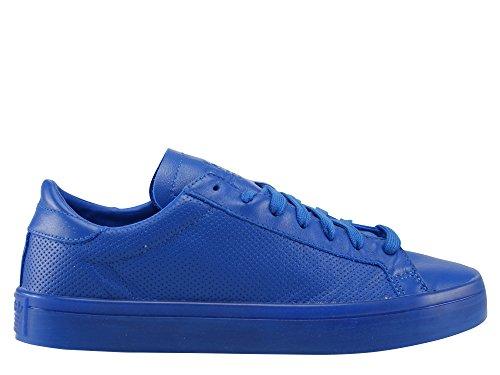 Adidas Courtvantage Adicolor Heren Sneaker Blauw