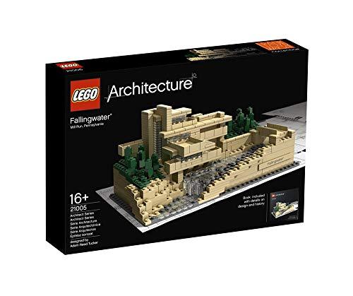 LEGO Architecture Fallingwater (21005) (descontinuado por el fabricante)
