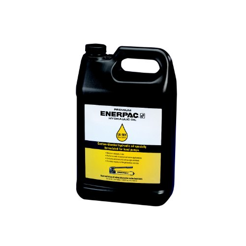 Enerpac Hydraulic Jack - Enerpac LX-101 1 Gallon Hydraulic Oil for Hand Pumps