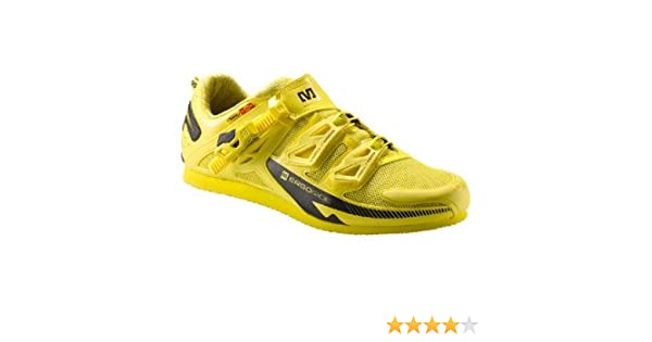 Amazon.com: Mavic Podium Gentlemen yellow (Size: 47 1/3) Road Bike shoes: Sports & Outdoors