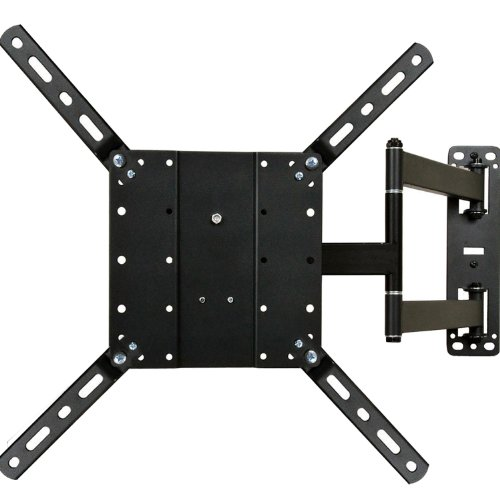 VideoSecu Articulating Full Motion TV Mount Wall Bracket for Most 26