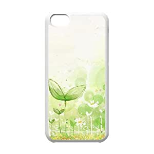 The growth of small trees iPhone 5C Case White hjbrhga1544