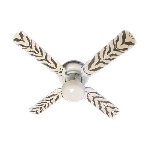 zebra ceiling fan blades - 6