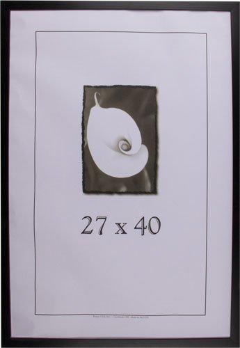 Frame USA 27x40 Simply Poly Poster frame (Black)
