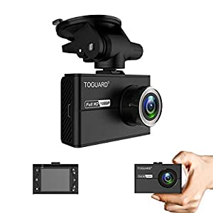 toguard mini dash cam car driving recorder full hd 1080p 1 5 lcd dashboard camera. Black Bedroom Furniture Sets. Home Design Ideas