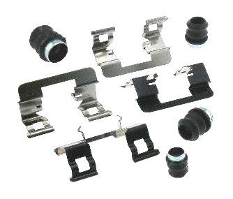 Carlson Quality Brake Parts H5784Q Disc Brake Hardware Kit