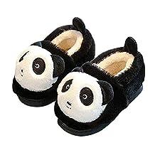 Image of Kids Panda Bear Slippers