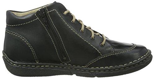Top Hi Sneakers Neele Women's Seibel Josef Black 01 fRXOqx8