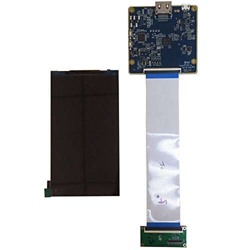 AMELIN HDMI to MIPI Interface lcd driver board for 5 inch 72