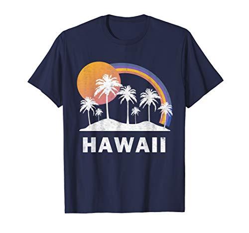 Hawaiian Tee Shirt Vintage Hawaii T-Shirt
