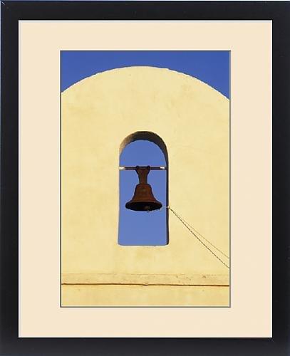 Framed Print of N.A., USA, AZ, Tucson, San Xavier del Bac Mission by Fine Art Storehouse