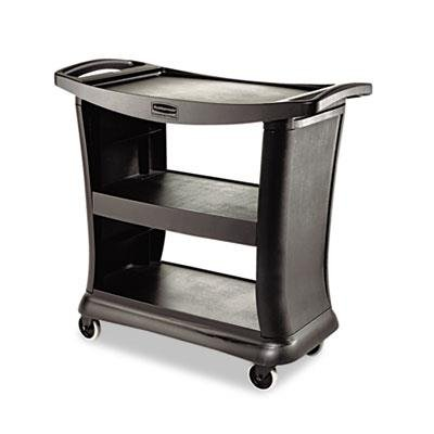 RCP9T6800 - Rubbermaid 9T68 Executive Service Cart - Executive Service Cart