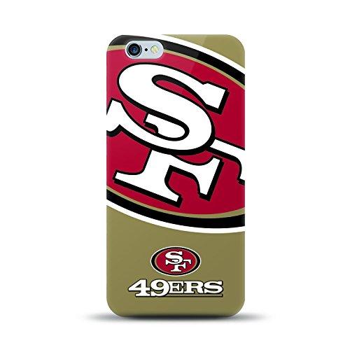 NFL - iPhone 6 Plus/6s Plus Oversized Logo Case - SAN FRANCISCO...
