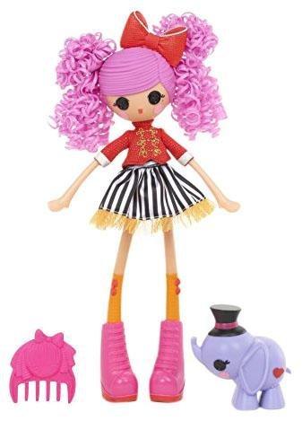 [Lalaloopsy Girls Peanut Big Top Doll] (Lalaloopsy Costumes For Girls)