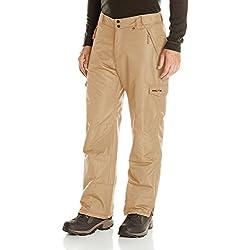 Arctix de los hombres Deportes de Nieve Pantalones Cargo, Caqui