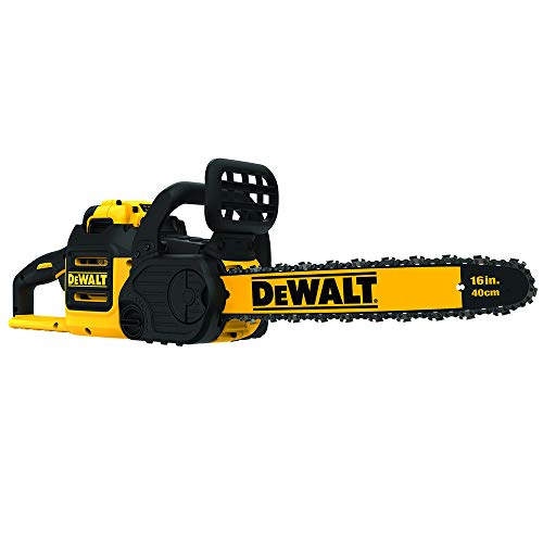 DEWALT DCCS690H1 40V 6AH Lithium Ion XR Brushless Chainsaw, 16'