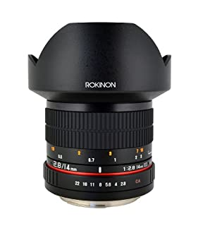 Rokinon FE14M-P 14mm F2.8 Ultra Wide Fixed Lens for Pentax (Black) (B003VSGZ4S) | Amazon price tracker / tracking, Amazon price history charts, Amazon price watches, Amazon price drop alerts