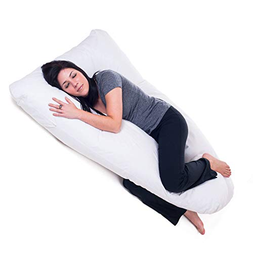 Havengard Pregnancy Maternity Pillow Full Body U Shaped for The Best Comfortable Sleeping Position with Back Support