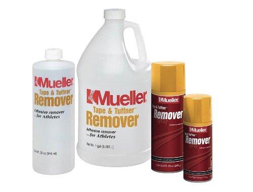 Mueller Tape and Tuffner Remover Spray Formula Liquid - 1 Gallon