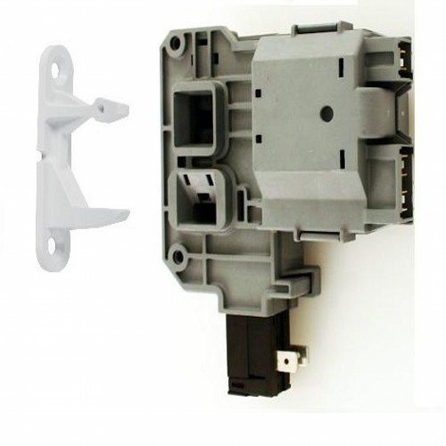 A 1317632 Kenmore Frigidaire Washer Door Lock Switch Strike Kit 1317632 NEW Model: by Tools & More