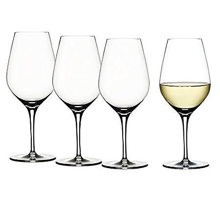 Weißweingläser spiegelau authentis white wine 4 weißweingläser 4400182