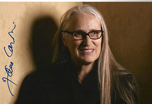 Jane Campion PRODUCER ACADEMY AWARD SCREENPLAY autograph, In-Person signed photo (Award For Best Screenplay)