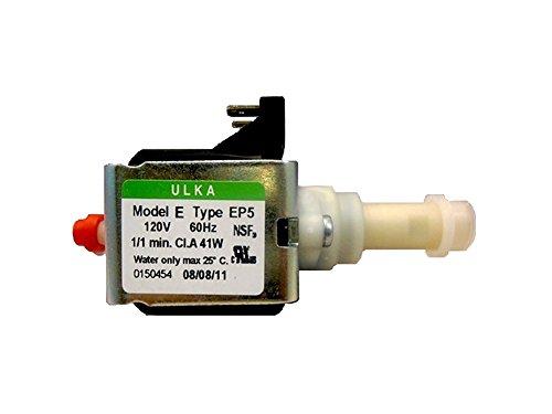 Saeco 996530007751 (12000131) Ulka Pump Ep5/S 120