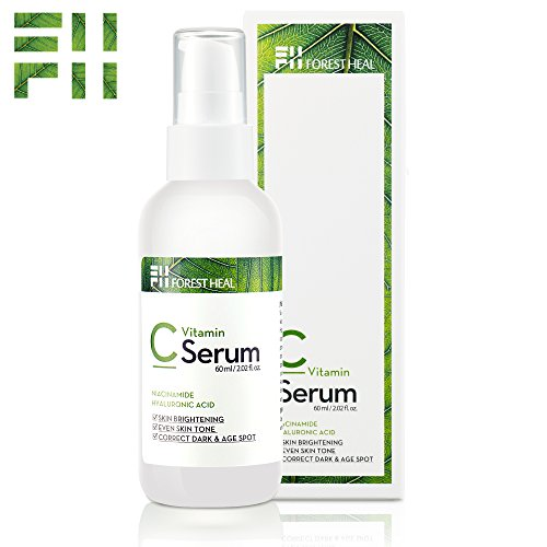 Face Cream With Vitamin C And Hyaluronic Acid - 8