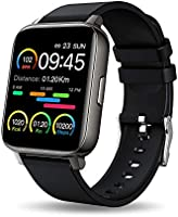 "iporachx Smart Watch, 1.69"" Touch Screen Fitness Trackers"