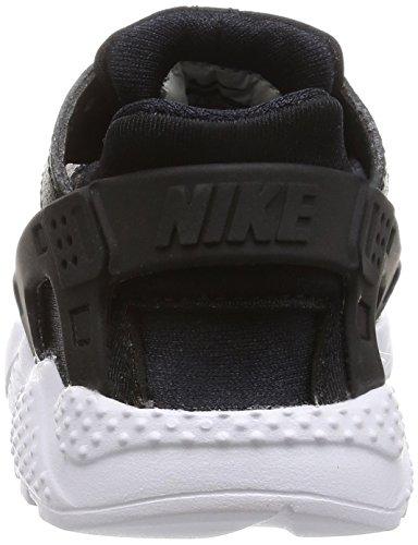 Nike Noir Basses Noir Baskets Bébé Run Blanc Huarache TD Blanc Mixte Blanc rxvwprUqH