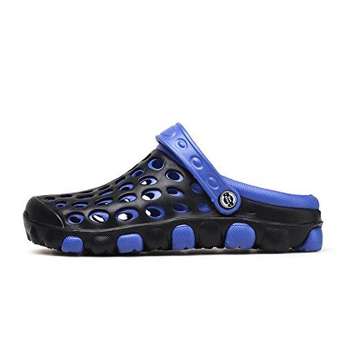Transpirable Impermeable Zapatos Slip Hombres Jardãn Playa Shopsquare64 De Sandalias Agujero On qawE047