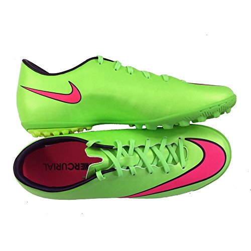 Nike Mercurial Gloves Amazon: Nike 651646-360 MERCURIAL VICTORY V TF Electric Green