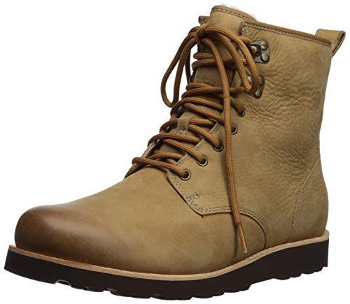 UGG Men's Hannen TL Fashion Boot Desert tan 13 Medium US ()