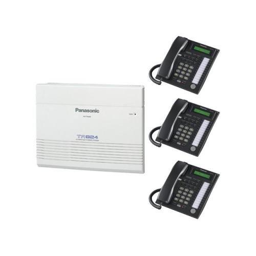 Panasonic Business Telephones Kx-Ta824 Ksu And Kx-T7731B (Ksu Car)